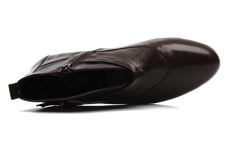 Bottines et boots Naturalizer ILEANA Marron vue gauche