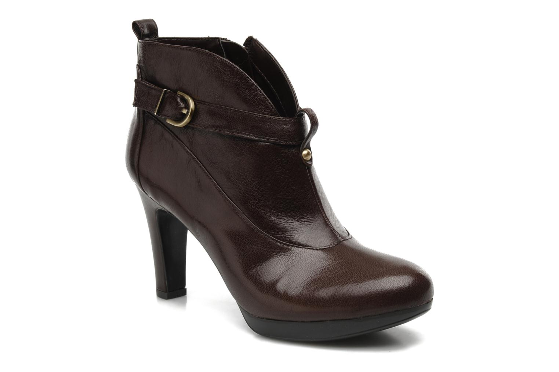 Bottines et boots Naturalizer ILEANA Marron vue détail/paire