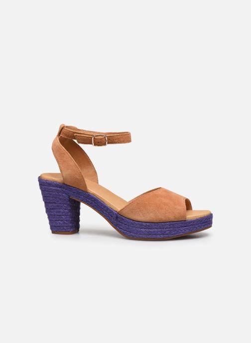 Sandales et nu-pieds Flipflop PINEAPPLE Beige vue derrière