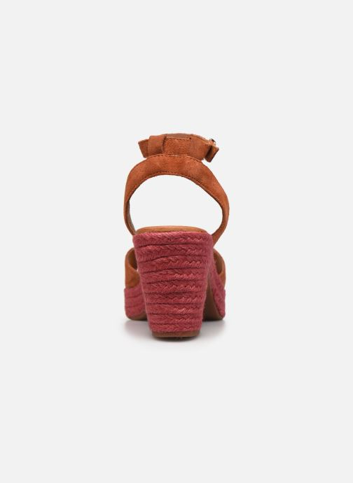 Sandales et nu-pieds Flipflop PINEAPPLE Orange vue droite