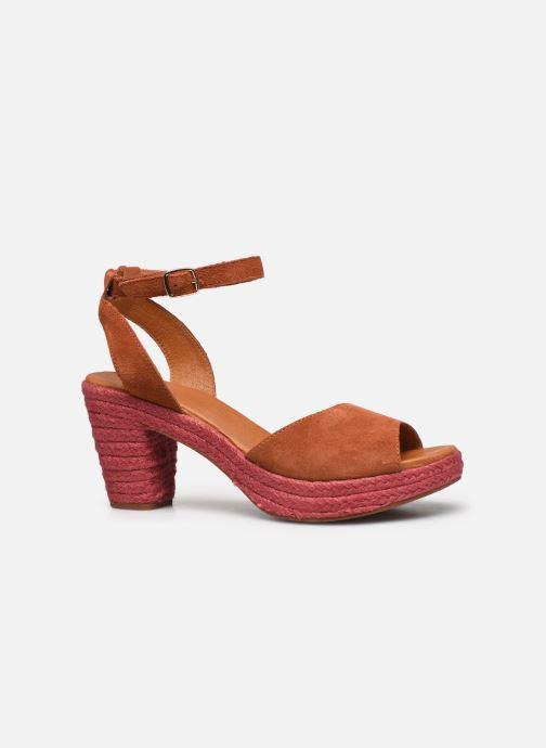 Sandales et nu-pieds Flipflop PINEAPPLE Orange vue derrière
