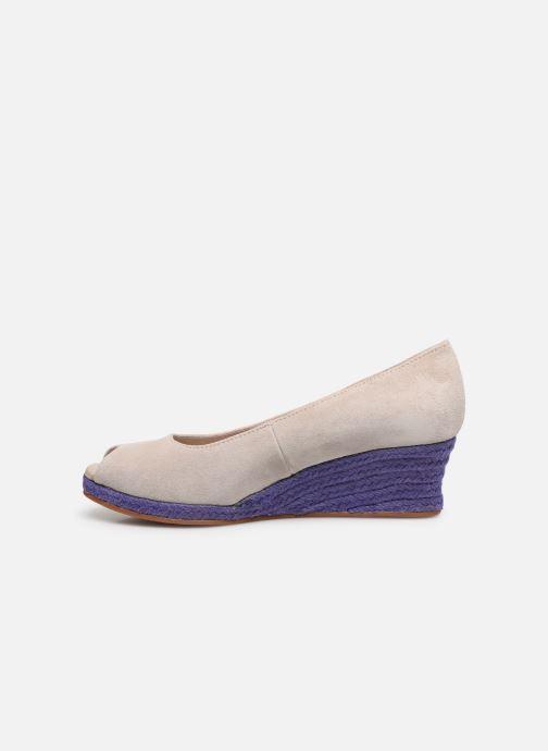 Zapatos de tacón Flipflop FLIPPA CLASSIC 2 Gris vista de frente