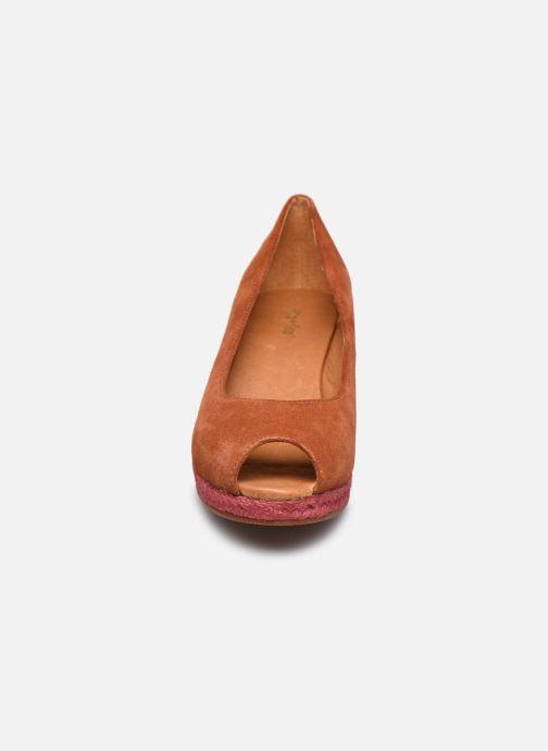 Escarpins Flipflop FLIPPA CLASSIC 3 Marron vue portées chaussures