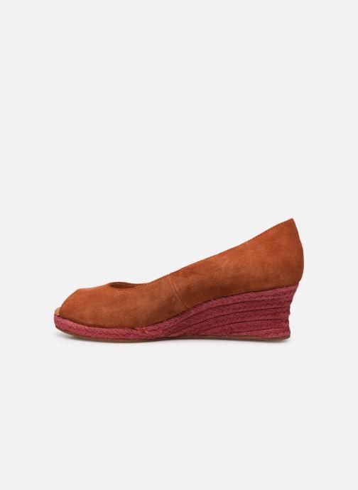 Zapatos de tacón Flipflop FLIPPA CLASSIC 3 Marrón vista de frente