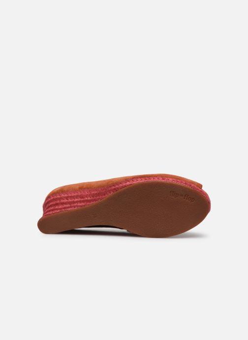 Zapatos de tacón Flipflop FLIPPA CLASSIC 3 Marrón vista de arriba