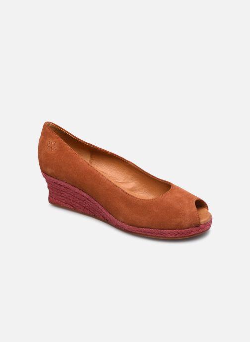 Zapatos de tacón Flipflop FLIPPA CLASSIC 3 Marrón vista de detalle / par