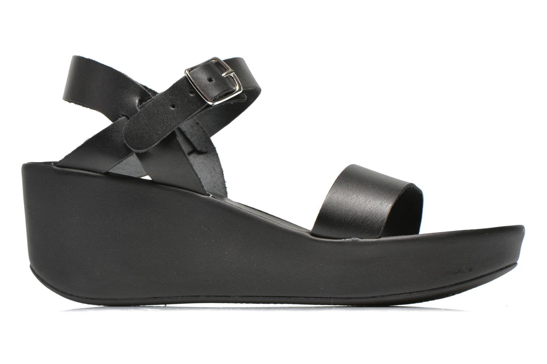 Sandales et nu-pieds Jonak Jocho Noir vue derrière