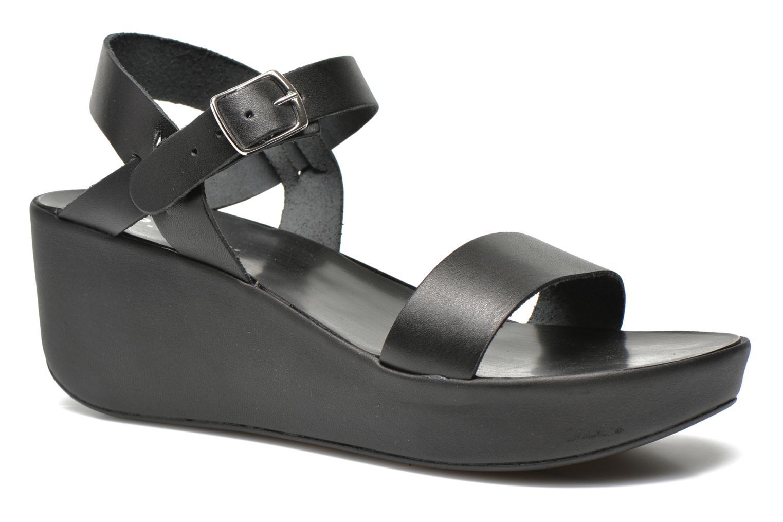 Sandales et nu-pieds Jonak Jocho Noir vue détail/paire