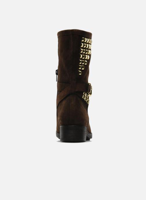 Bottines et boots Luciano Barachini Amla Marron vue droite
