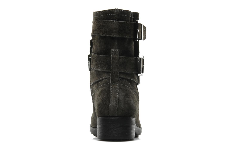 Bottines et boots Luciano Barachini Cary Gris vue droite