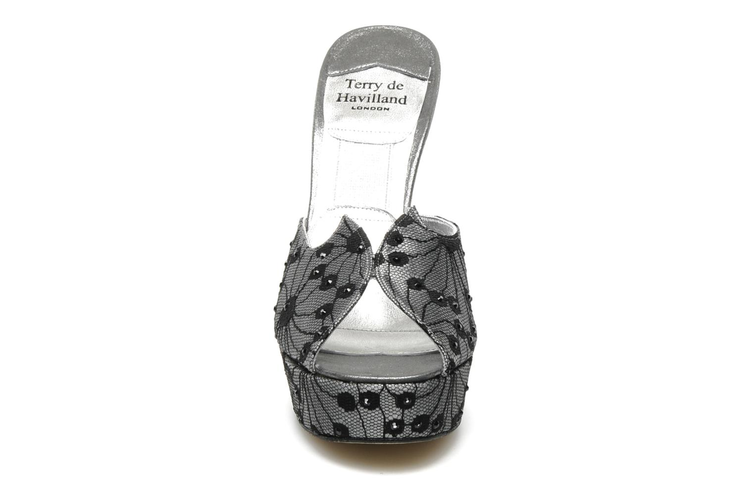 Wedges Terry de Havilland AMY LACE Zilver model
