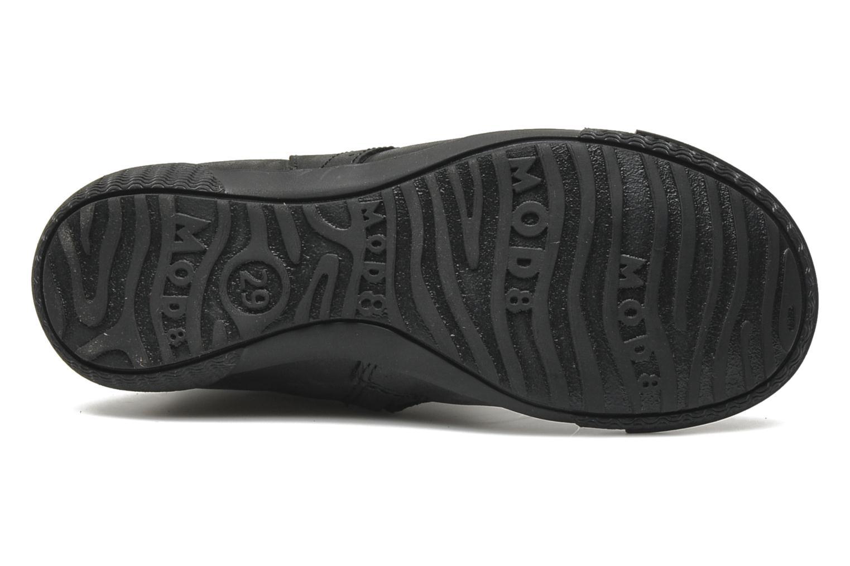 Stiefel Mod8 Karnabi schwarz ansicht von oben
