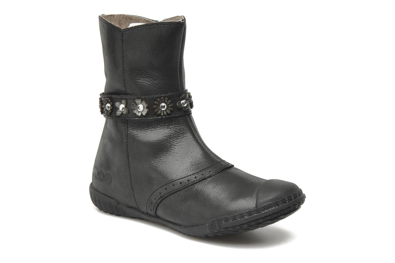 Stiefel Mod8 Karnabi schwarz detaillierte ansicht/modell