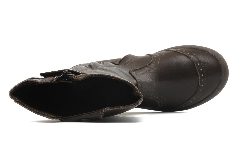 Stiefel Mod8 Far braun ansicht von links