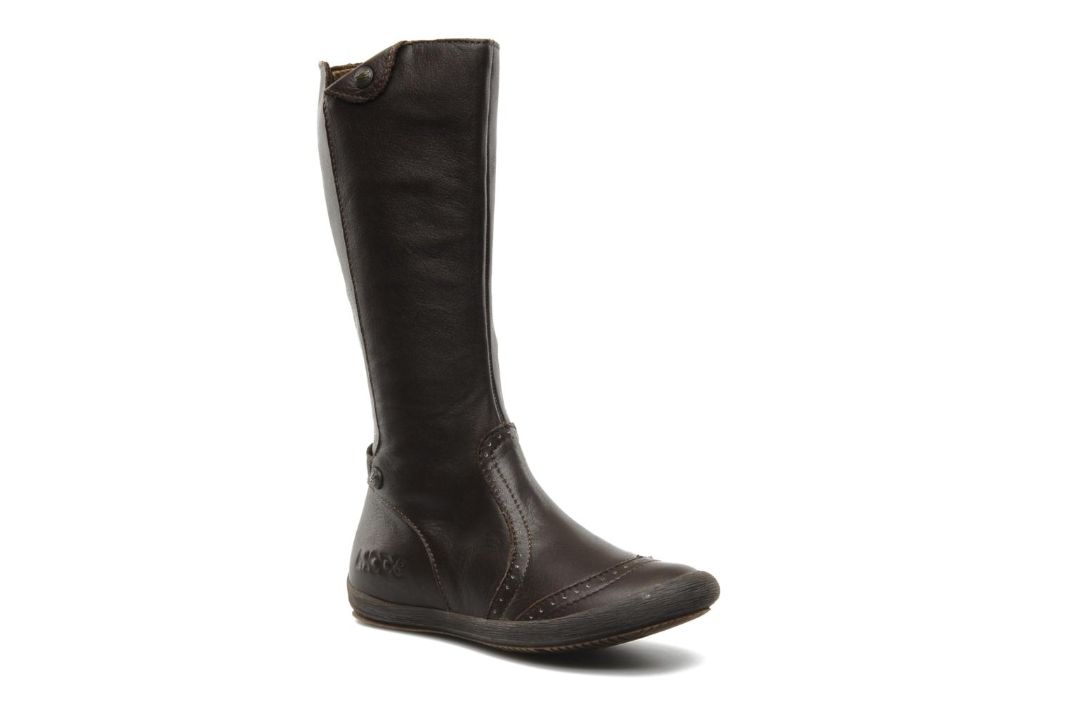 Boots & wellies Mod8 Far Brown detailed view/ Pair view