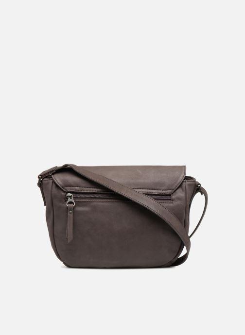 Handbags Sabrina Louison Brown front view