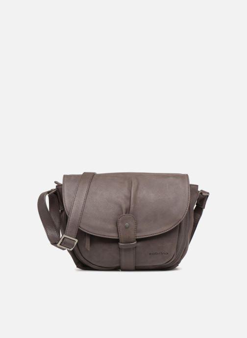Handbags Sabrina Louison Brown detailed view/ Pair view