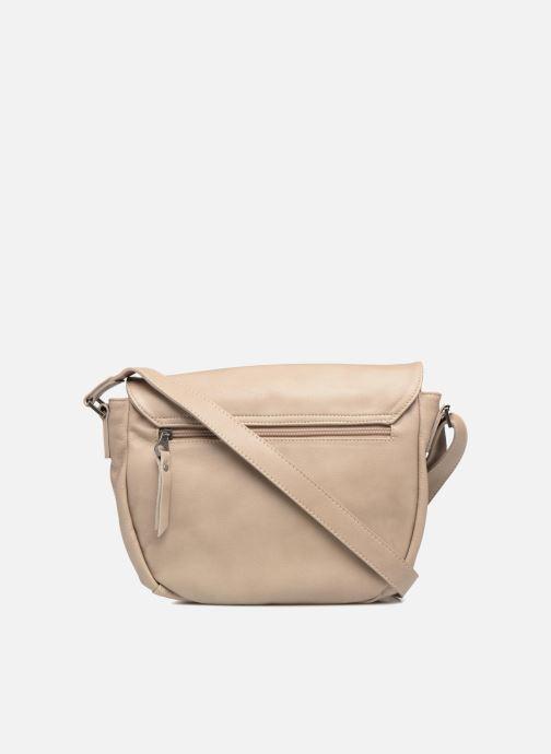 Handtaschen Sabrina Louison beige ansicht von vorne