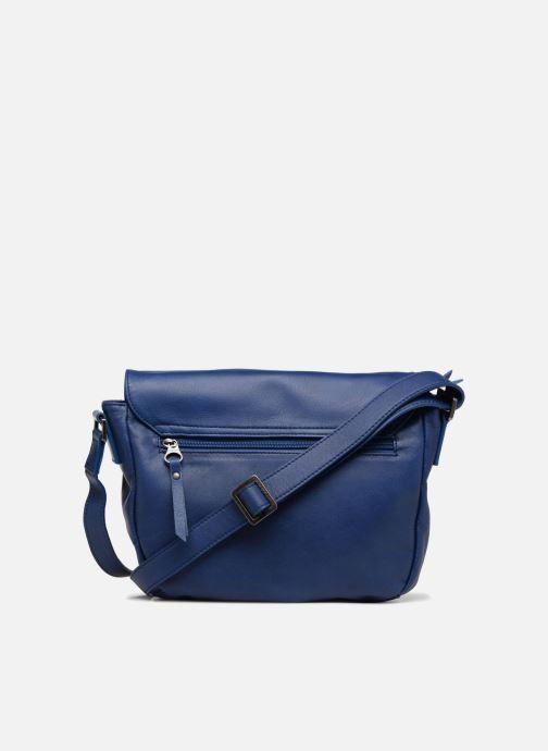 Handtaschen Sabrina Louison blau ansicht von vorne