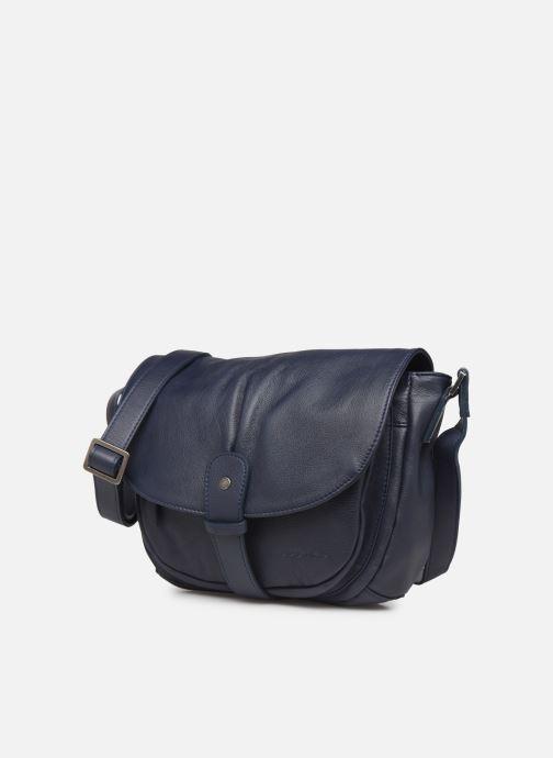 Handbags Sabrina Louison Blue model view