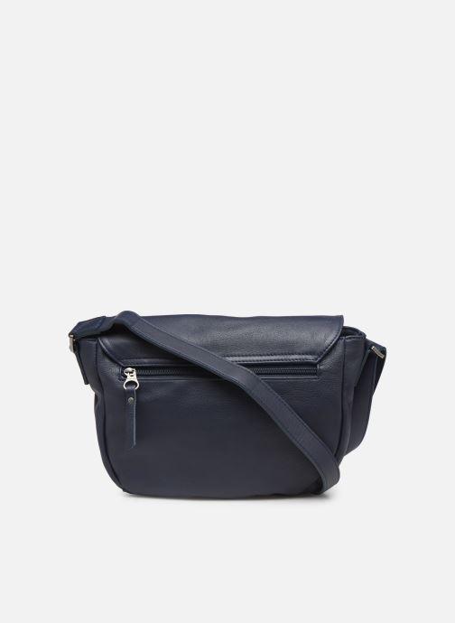 Handbags Sabrina Louison Blue front view