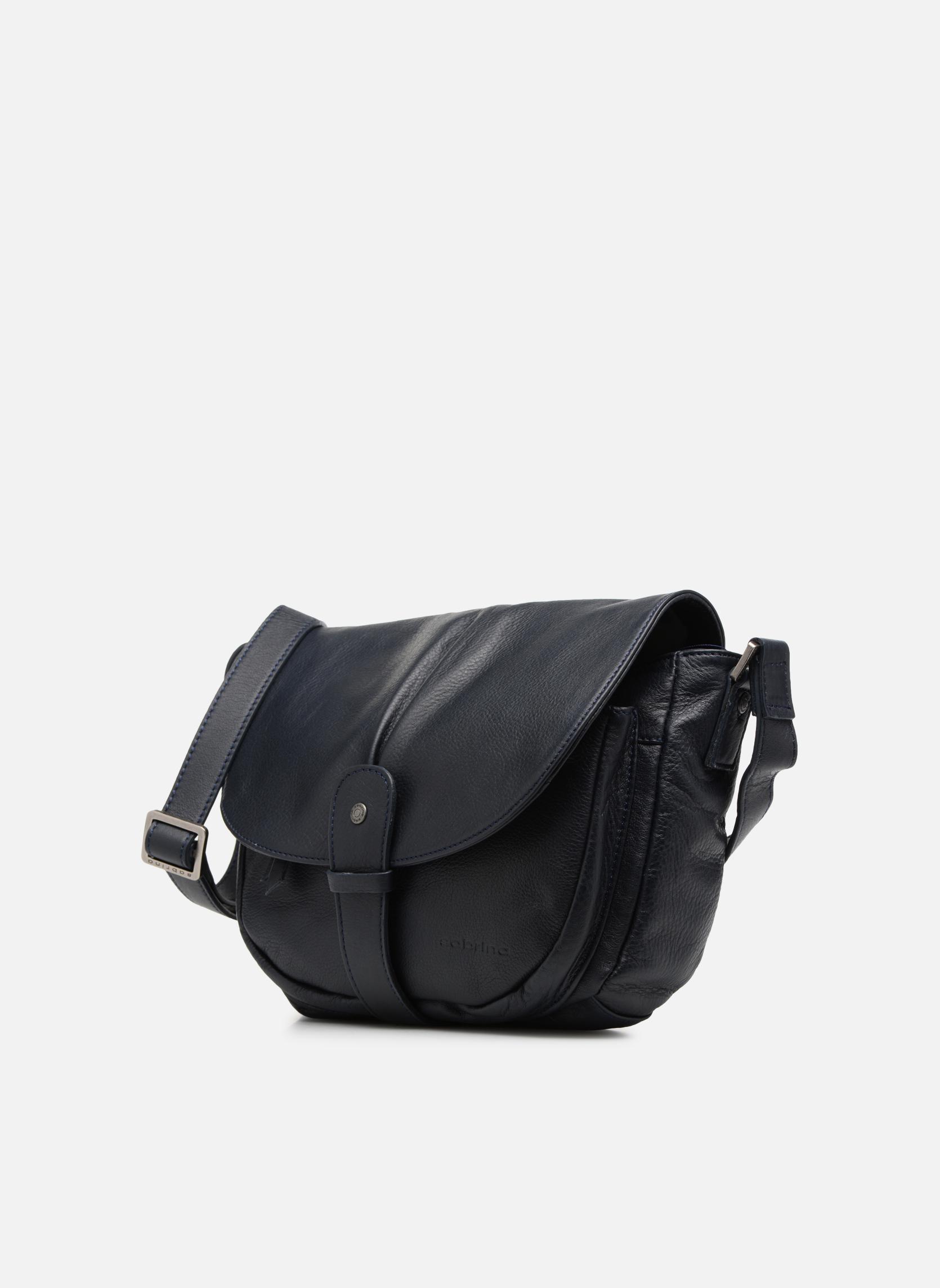 Handtassen Sabrina Louison Blauw model
