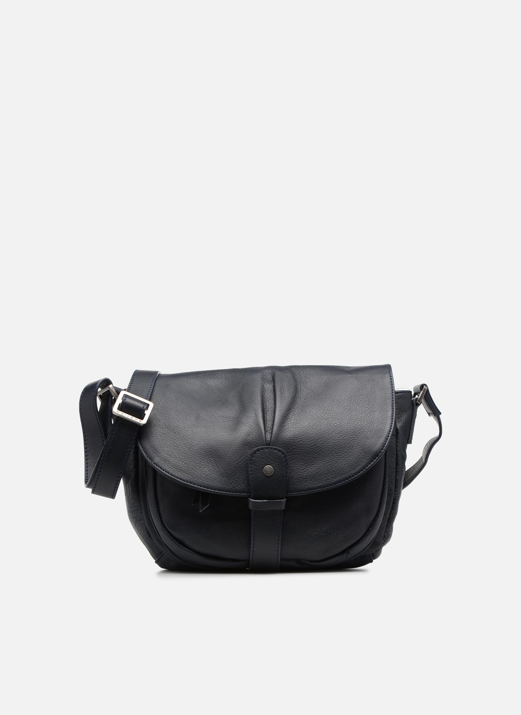 Handtassen Sabrina Louison Blauw detail