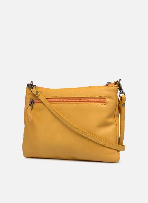 Mini Bags Sabrina Manon gelb ansicht von rechts