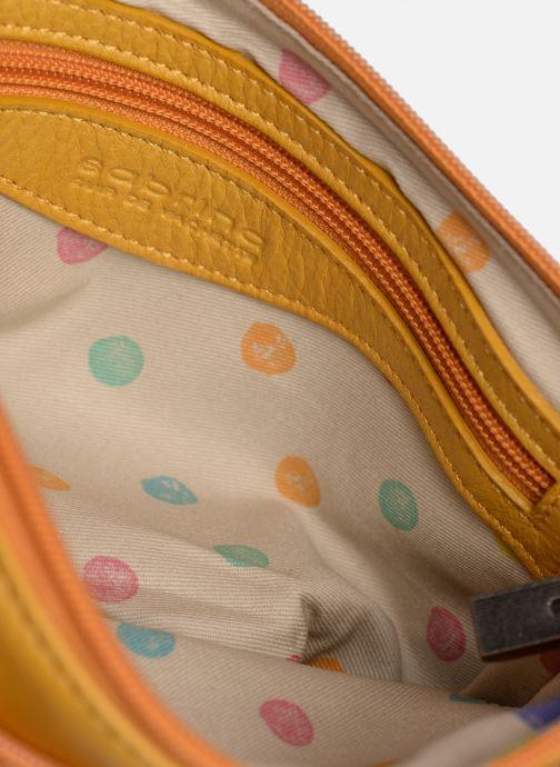 Mini Bags Sabrina Manon gelb ansicht von hinten