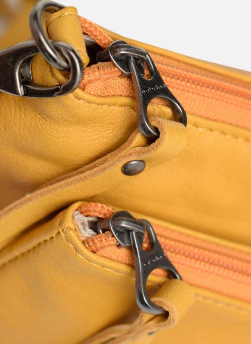 Mini Bags Sabrina Manon gelb ansicht von links