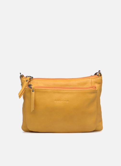 Mini Bags Sabrina Manon gelb detaillierte ansicht/modell