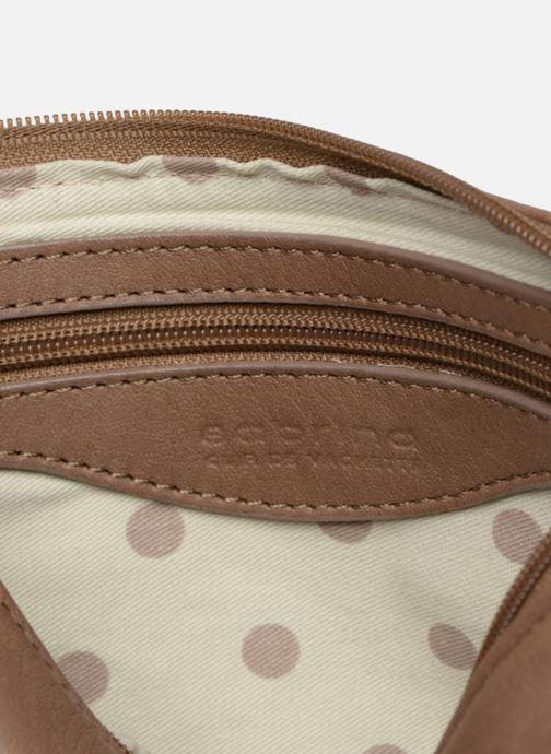 Mini Bags Sabrina Manon beige ansicht von hinten