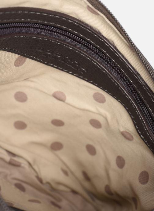 Sacs pochettes Sabrina Manon Gris vue derrière