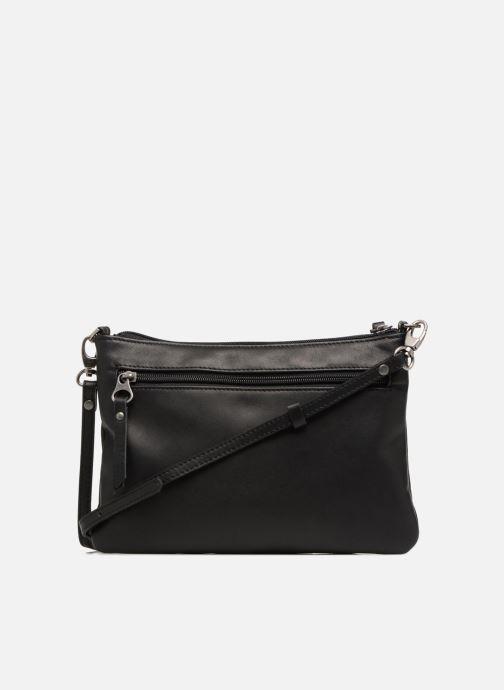 Handtassen Sabrina Manon Zwart voorkant