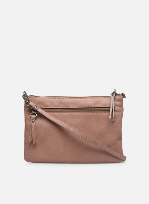 Clutch bags Sabrina Manon Pink front view