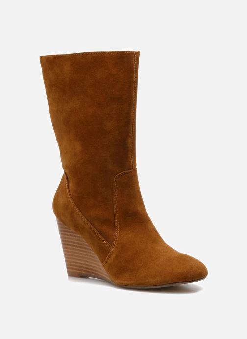Bottines et boots Mellow Yellow Miki Marron vue détail/paire