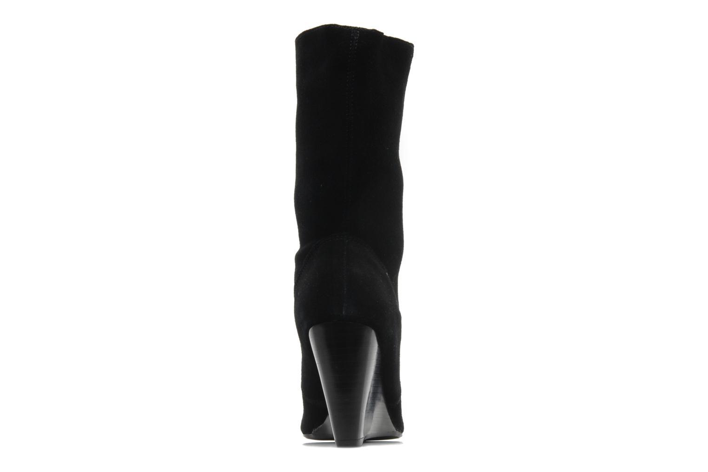 Bottines et boots Mellow Yellow Miki Noir vue droite