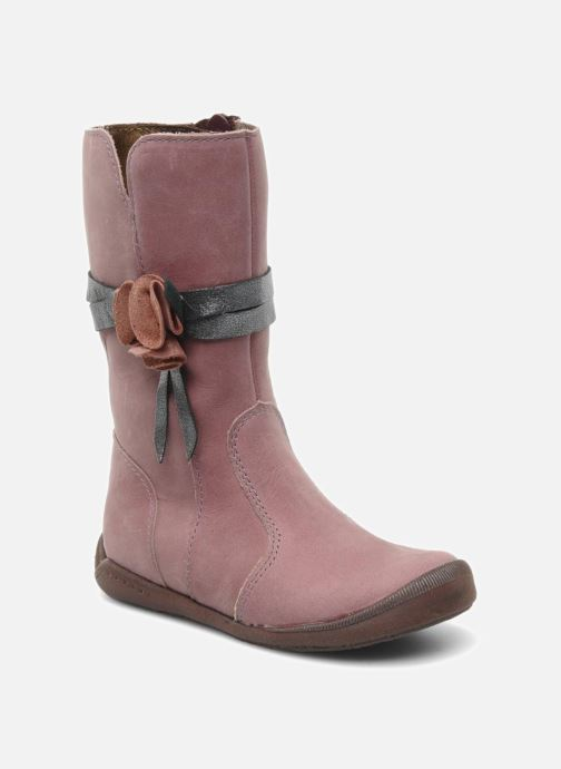 Boots & wellies Babybotte Arabel Pink detailed view/ Pair view