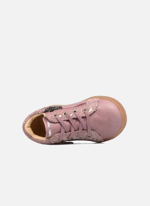 Sneakers Babybotte Apache Roze links