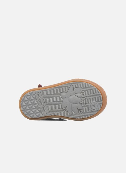 Sneakers Babybotte Apache Roze boven