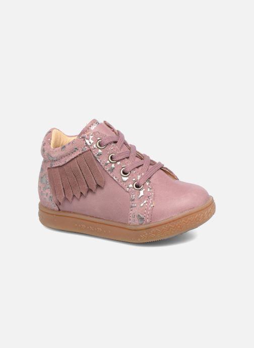Sneakers Babybotte Apache Roze detail