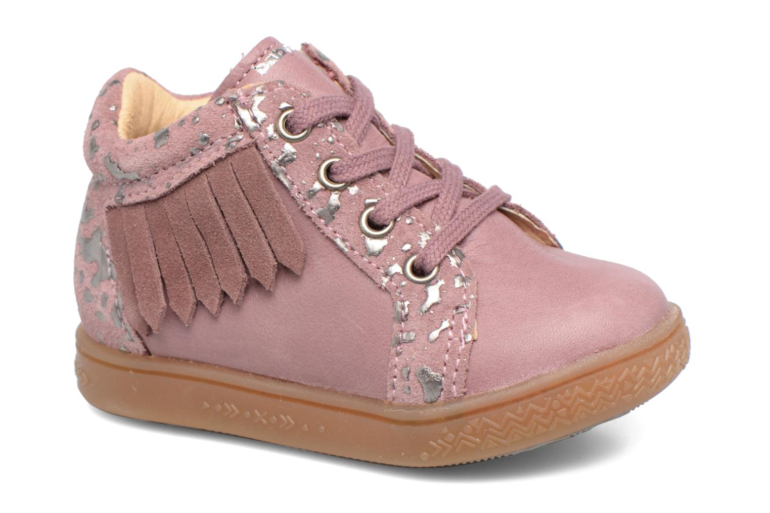 Trainers Babybotte Apache Pink detailed view/ Pair view