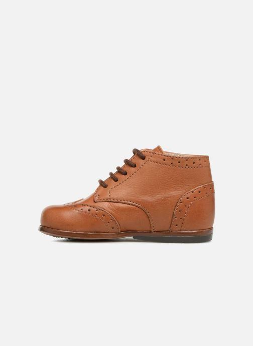 Bottines et boots Little Mary Lord Marron vue face