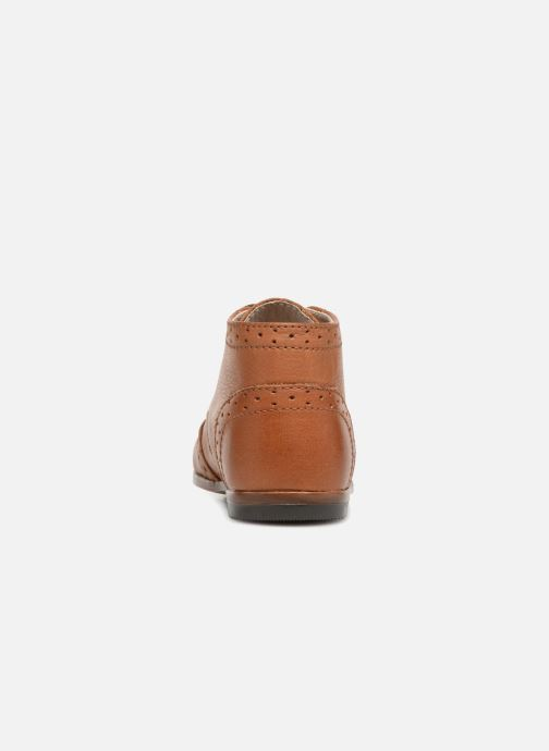 Bottines et boots Little Mary Lord Marron vue droite