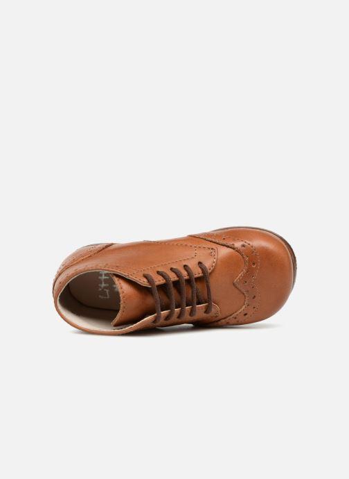 Boots en enkellaarsjes Little Mary Lord Bruin links