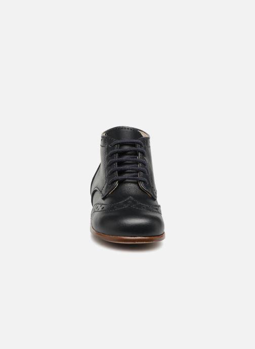 Bottines et boots Little Mary Lord Bleu vue portées chaussures