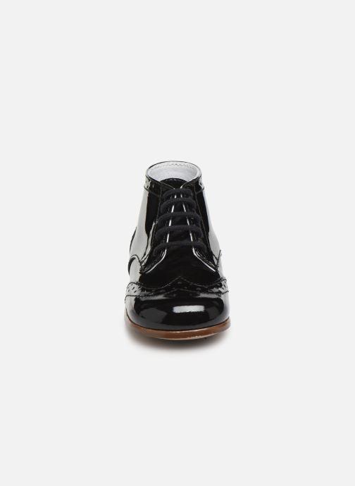 Bottines et boots Little Mary Lord Noir vue portées chaussures