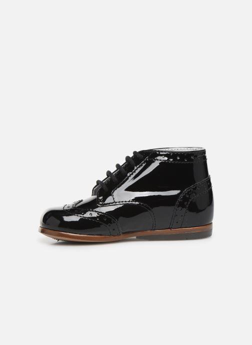 Bottines et boots Little Mary Lord Noir vue face