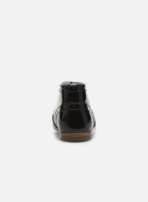 Bottines et boots Little Mary Lord Noir vue droite