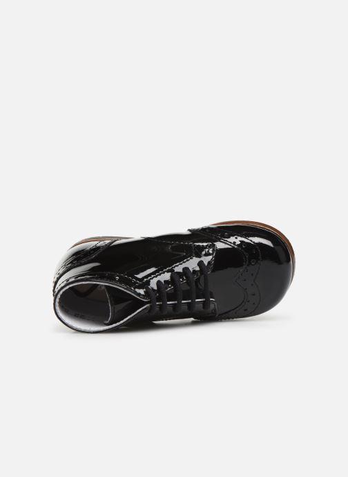 Bottines et boots Little Mary Lord Noir vue gauche